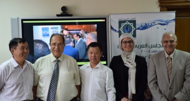 On the 14th of August 2017, AWC had the pleasure to welcome the Chinese Delegation at AWC Headquarters in Cairo, Egypt.