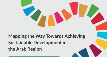 "The Arab Water Council is pleased to announce publishing a regional report on ""Mapping the Way towards Achieving Sustainable Development in the Arab Region"""