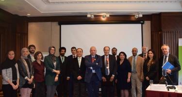 مشاركة المجلس العربي للمياه في جلسة انطلاق (SDG-CLIMATE NEXUS)  و التى عقدت ضمن برنامج الأسبوع العربي الثانى للتنمية المستدامة